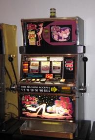 Pink Panther Slot Machine