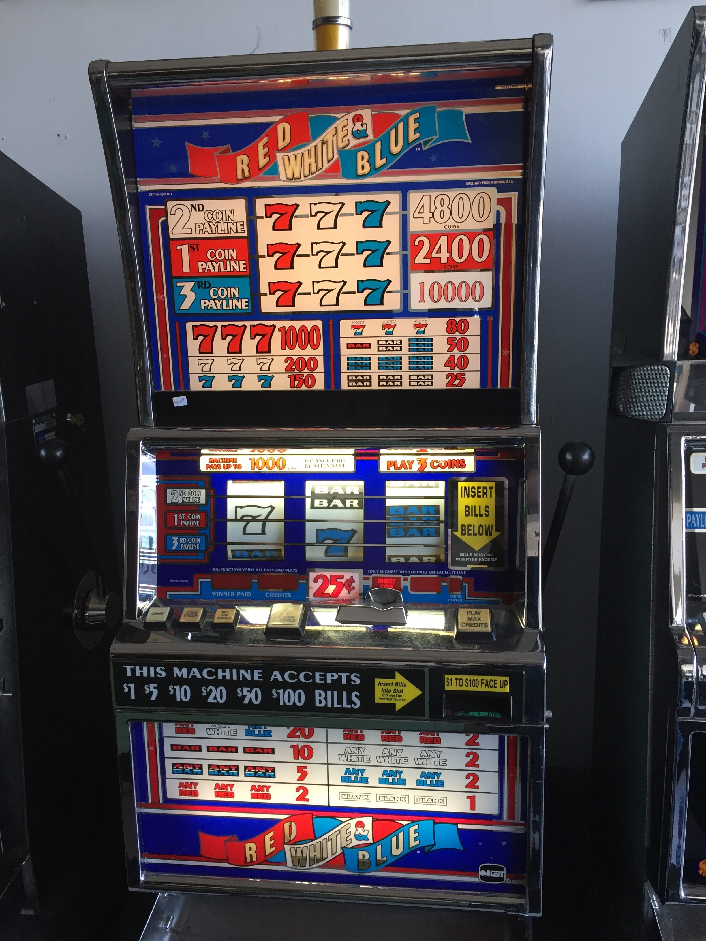 3 Line Slots