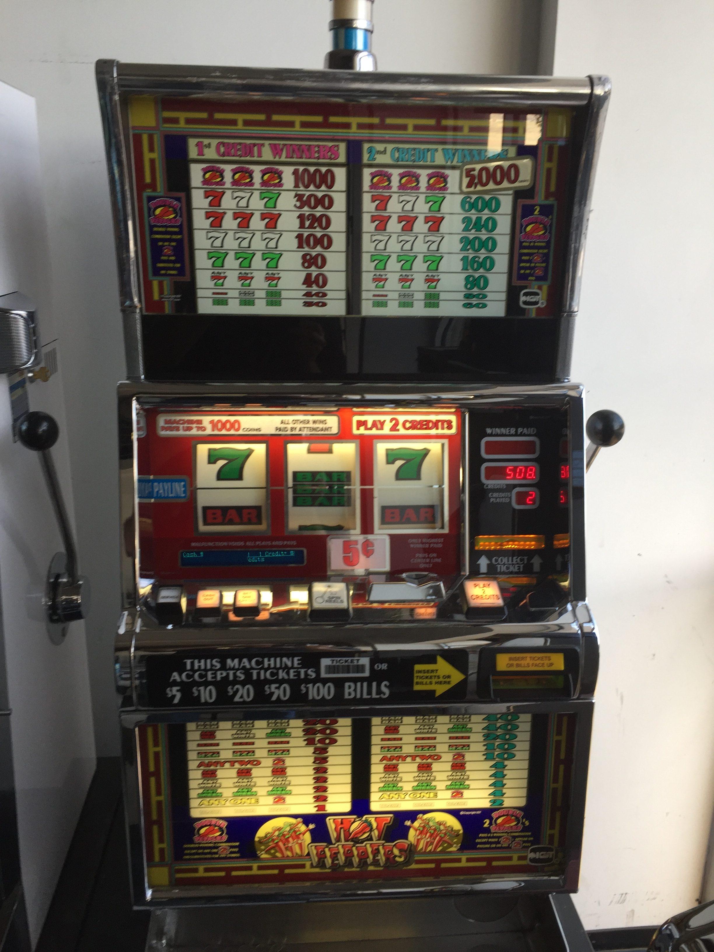 Svuota hopper slot machine