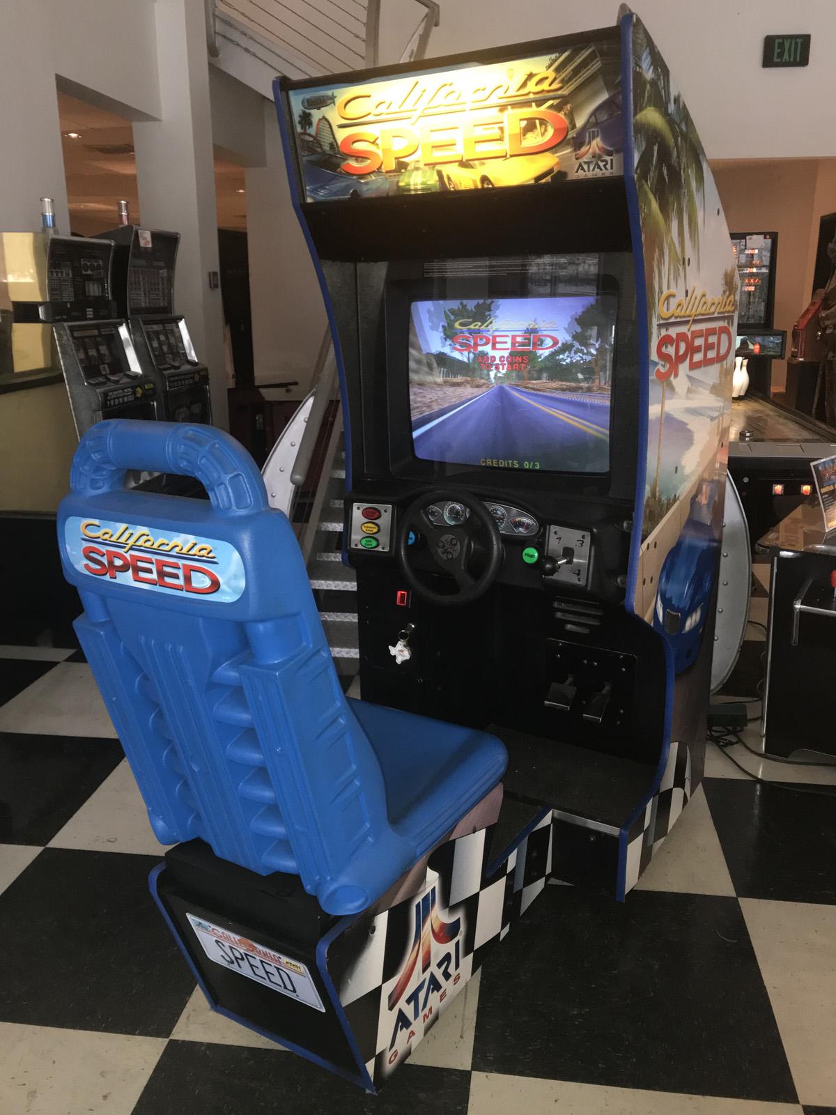 Arcade Games Fun