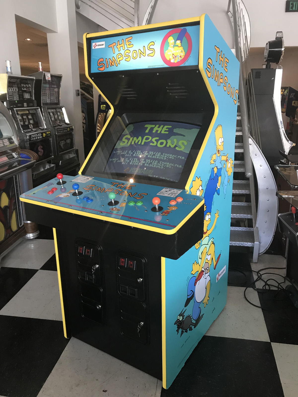 Simpsons 4 game