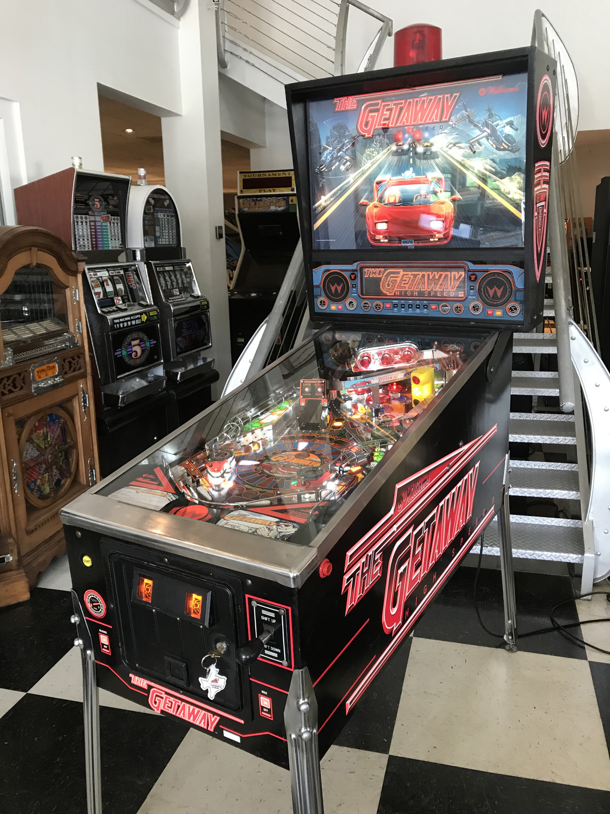 The Getaway: High Speed 2 – Pinball Machine * | Fun!