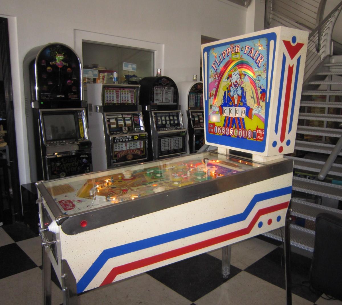 Fair Play Slot Machine