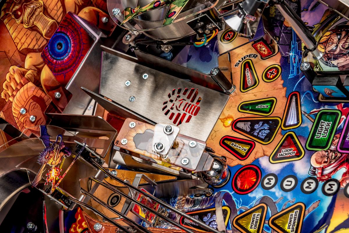 Iron Maiden (Premium Model) Pinball Machine | Fun!