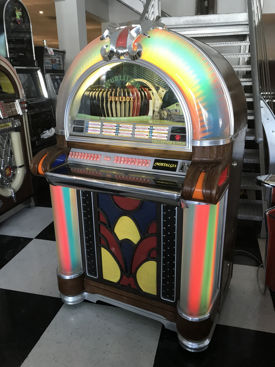 "Wurltizer 1050 ""Nostalgia"" Jukebox * 