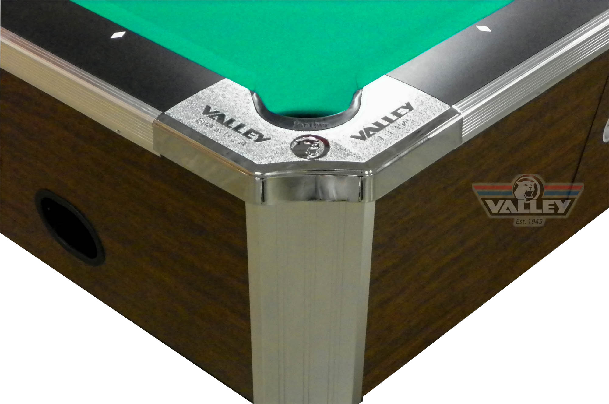 Panther Highland Maple Pool Table Various Sizes Fun - Panther pool table