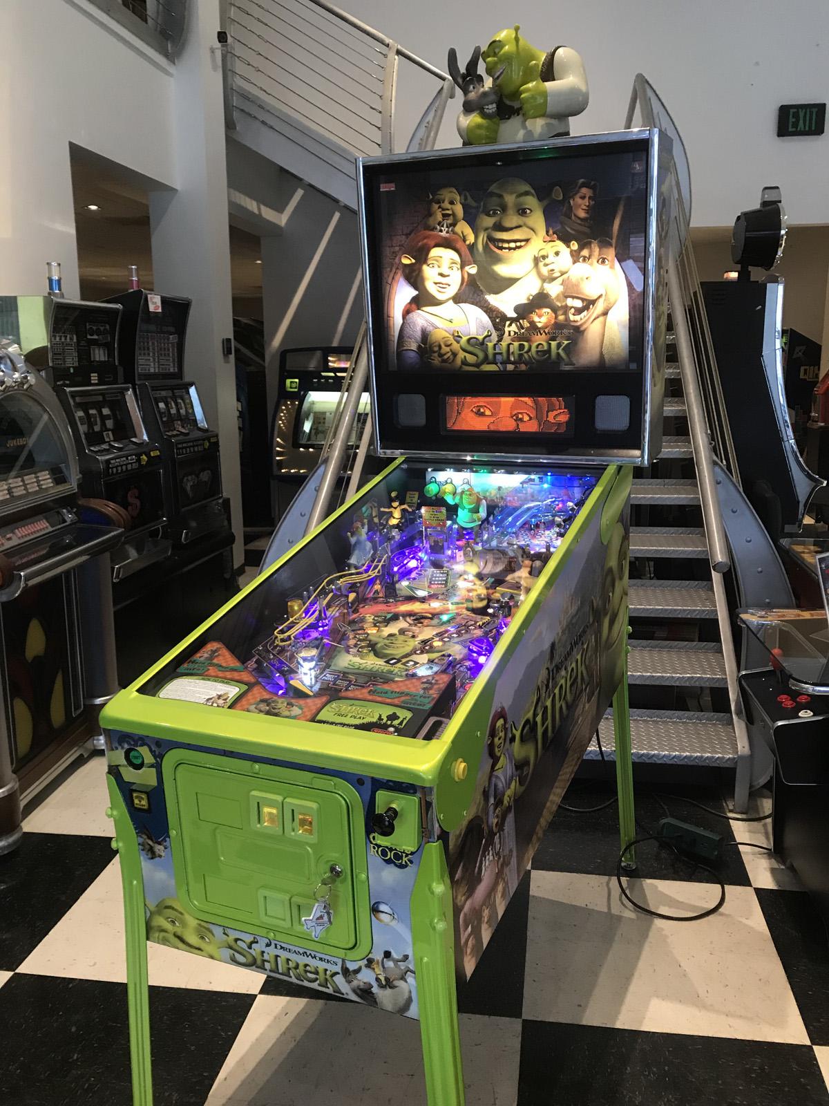 New Pinball Machines   Fun!