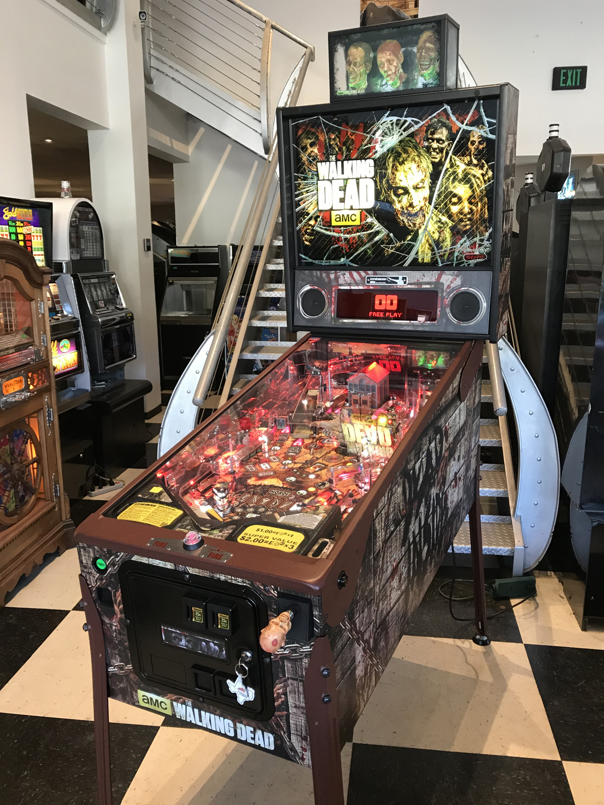 Vegas jackpot christmas eve