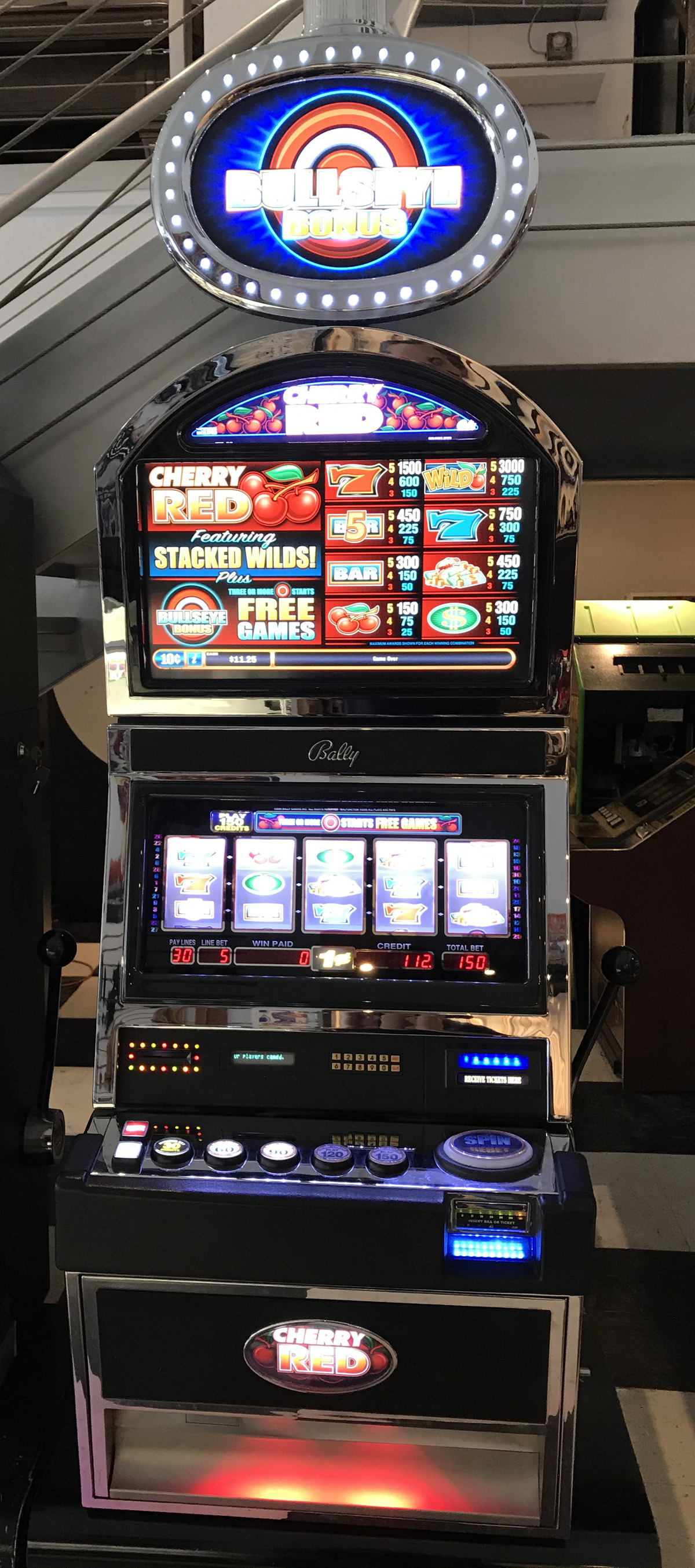 Cherry Red Casino Play For Fun